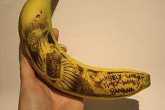 """""""Wibbly-Wobbly Timey-Wimey Banana"""""""