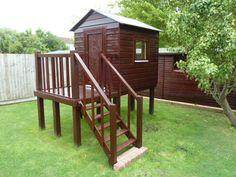 treeless treehouse plans