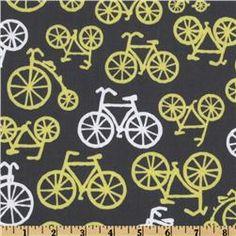 Michael Miller Citron Gray Bicycles Citron