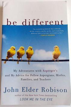 Aspergers. Read it. It's great!