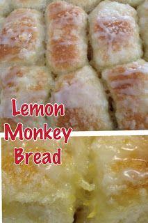 ~My Recipe Book~: Lemon Monkey Bread