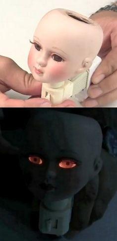 very creepy!
