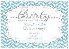Free printable birthday invitations and favor tags