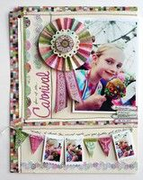 A Project by amypeterman from our Scrapbooking Gallery originally submitted 01/31/12 at 01:05 PM