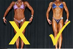 Bikini and Figure: What the Judges Want | PFITblog Do's and Don'ts