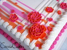 Sheet Cake Design