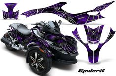 Can Am Spyder I want one of these!