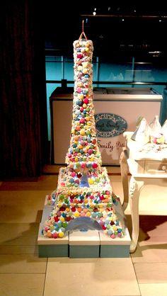 macaron eiffel tower!