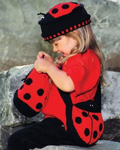 Lady Bug / Ladybird Theme for Granddaughter on Pinterest Lady Bugs, Crochet...