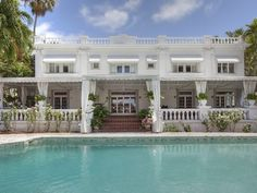 Look Inside the Prissy Miami Mansion that Budweiser Built