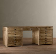 Printmaker's Desk | Desks | Restoration Hardware