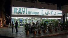 Ravi Restaurant Satwa Dubai #Dubai #stepbystep