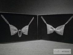 New designs!! Bow ti