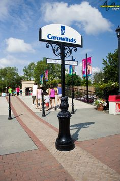 Carowinds: NC/SC state line...where u can be in two places at one time!!! Grew up going to this place every summer