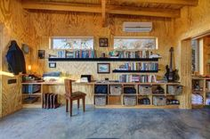 tiny cabin micro community in texas 0006 600x399   4 Couples Build Their Own Tiny Cabin Micro Community