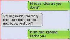 awkward..