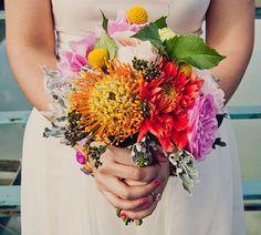 brooklyn wedding bouquet