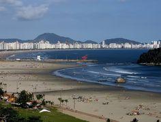 São Vicente / #Santos - SP - #Brasil