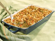 Country Chicken Casserole Recipe : Food Network - FoodNetwork.com