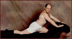 George Costanza - one of the greatest characters ever.
