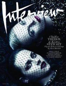 Charlize Theron and Kristen Stewart - Page - Interview Magazine
