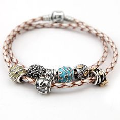 pandora finished bracelet- WANT