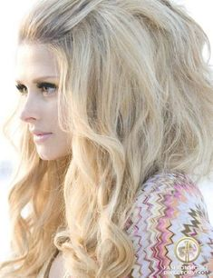 retro hair, makeup, style hair, beauti, hairstyl, big hair, 60s hair, big waves, 60s style