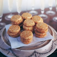 Savory Cookie Recipes - Recipes for Savory Cookies - Delish.com