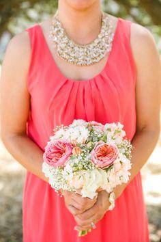 Bridesmaid inspiration: http://www.stylemepretty.com/little-black-book-blog/2014/09/16/rustic-diablo-ranch-wedding/ | Photography: Jasmine Lee - http://www.jasmineleephotography.com/