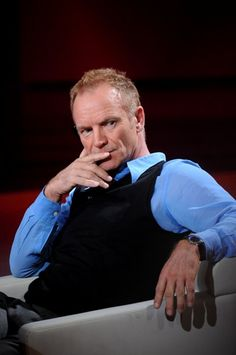 Hottie of the Day - Sting