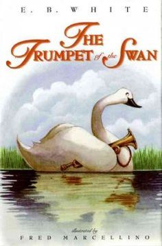 Louis, a voiceless Trumpeter swan, finds himself far from his wilderness home when he determines to communicate by learning to play a stolen trumpet.