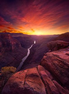 Red Canyon by Marc  Adamus, via 500px