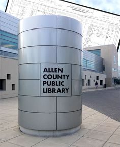 One of the best genealogy libraries in the country. Also the home of PERSI (Periodical Source Index) #gentipjar #genealogy #libraries