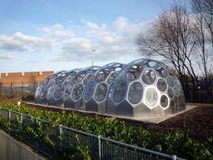Bustler: SPACEPLATES Greenhouse Bristol by N55   Anne Romme