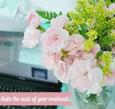 Blogger Productivity Tips // easy tips to streamline your life and blog!