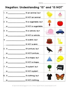 Pinterest Pins of the Week: Free Receptive Language Worksheets from Ms. Lane's SLP Materials Pinned by @PediaStaff – Please Visit  ht.ly/63sNt for all our pediatric therapy pins