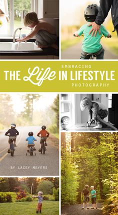 Embracing the 'Life' in Lifestyle Photography. Tips and inspiration for documenting the everyday.