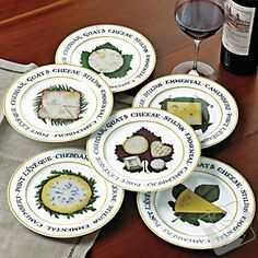 Cheese Plates at Wine Enthusiast - $39.95