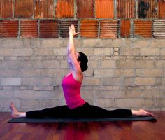 Go Splits! 9 Stretches to Get You There: If you too always wanted to do a split, you need flexible hips and hamstrings. Practice these nine stretches and you will soon be on your way.