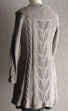 Milkweed sweater jac