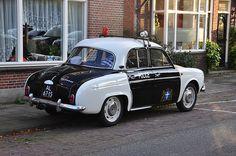 Renault R1091 Dauphine Gordini