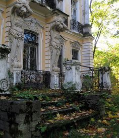 Sobstvennaya Dacha, Peterhof, Russia