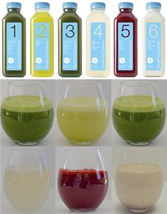 DIY Blueprint juice cleanse recipes & grocery list, tips & tricks!