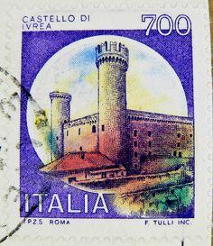 vintag stamp, postag stamp, italian postag, vintage stamps, beauti stamp
