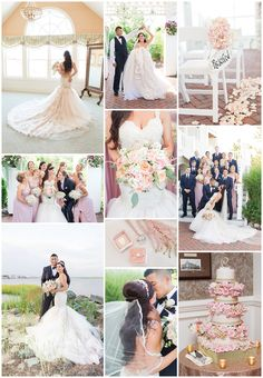 Stunning wedding at