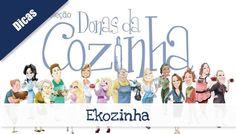 Blog Ideias Boas, Boas Ideias: Dicas: Ekozinha