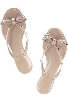 Valentinostudded sandals