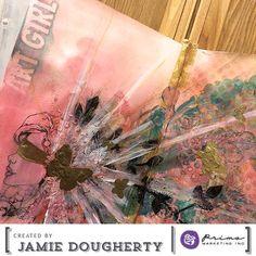 Prima blog with Jamie Dougherty