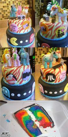 80's Birthday Cake - The 80s Photo (23845995) - Fanpop fanclubs birthday parti, 80s birthday, 30th birthday, birthday cakes
