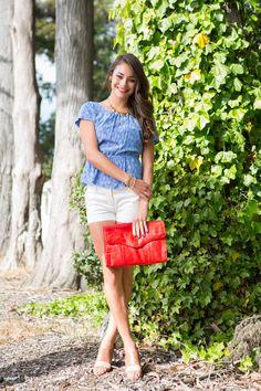 Napa Style 4th of July | Chloe Rose  Photo by @Ashley Walters Batz